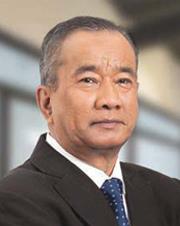 Major General Dato' Haji Khairuddin Abu Bakar (R) J.P.