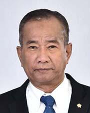 Maj. Gen. Dato' Seri Hj. Khairuddin Abu Bakar (R) J.P.